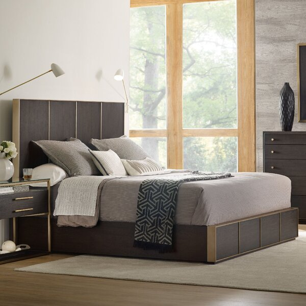 Curata Low Standard Bed by Hooker Furniture