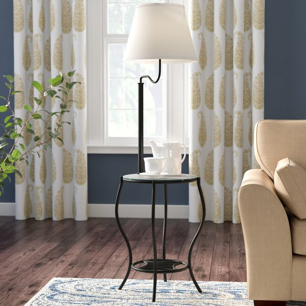 Bitter Root 54 Arched Floor Lamp by Andover Mills