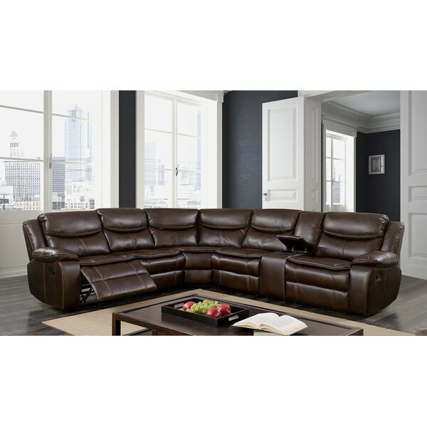 Holler Reclining Sectional by Red Barrel Studio