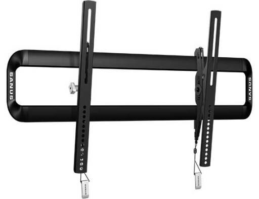 Premium Tilting Wall Mount for 51-80 Flat Panel Screens by Sanus