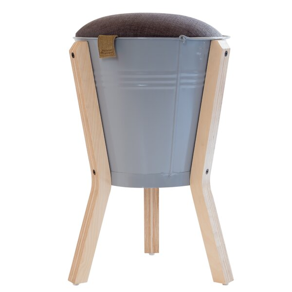 Bucket Stool by NestedNY