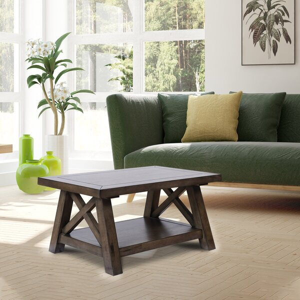 Bergeron Coffee Table By Gracie Oaks