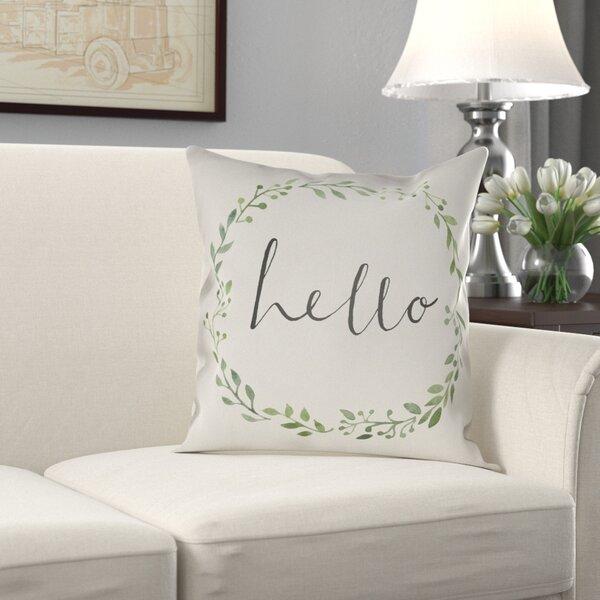 Ferron Indoor/Outdoor Throw Pillow