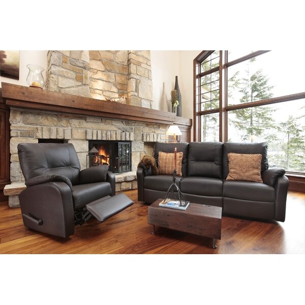 Beatrice Reclining Configurable Living Room Set by Relaxon