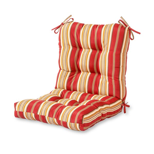 Peery Indoor/Outdoor Lounge Chair Cushion by Bayou Breeze
