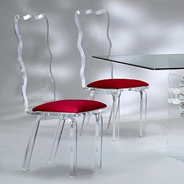 Crystal Side Chair (Set of 2) by Muniz