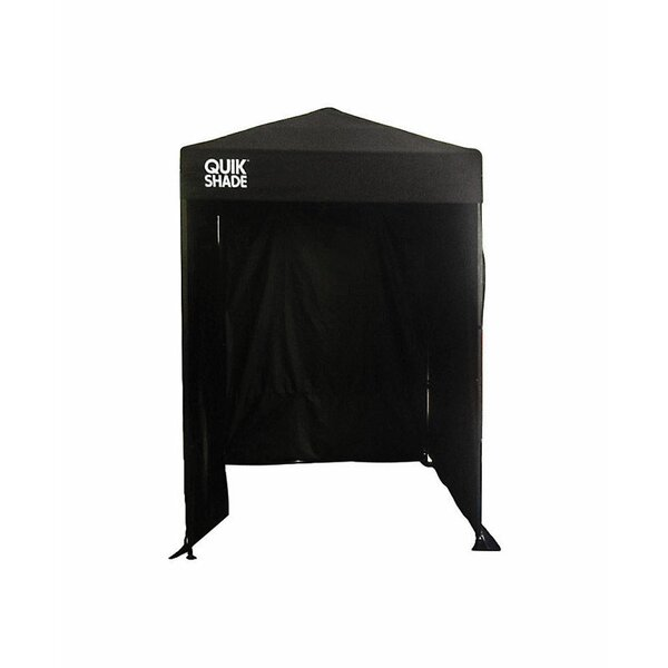 Polypropylene 5 ft. W x 5 ft. D Steel Party Tent Canopy by Bravo