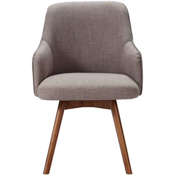 Vanderhoff Upholstered Dining Chair by George Oliver