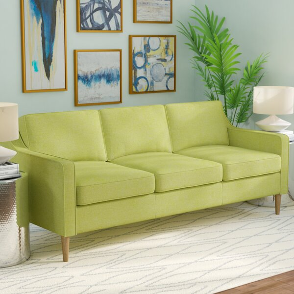 A Wide Selection Of Bernhard Sofa by Langley Street by Langley Street