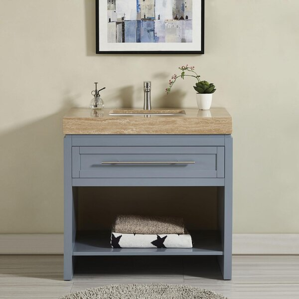 Ilaria 36 Single Bathroom Vanity Set by Wrought Studio
