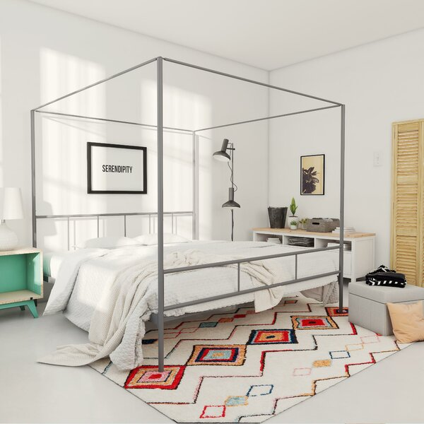 Marion Canopy Bed by Novogratz