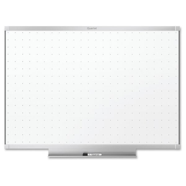 Total Erase Wall Mounted Whiteboard by Quartet®