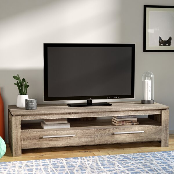 mercury row chaoyichi 59 tv stand reviews wayfair. Black Bedroom Furniture Sets. Home Design Ideas