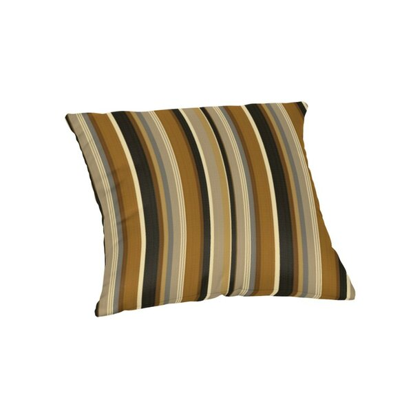 Steven Sunbrella Stripe Outdoor Throw Pillow by Winston Porter