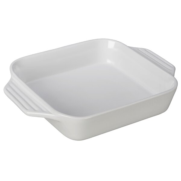 Stoneware Square Baking Dish by Le Creuset