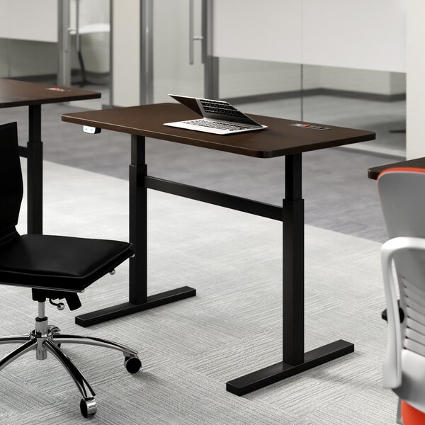 Valmont Height Adjustable Standing Desk