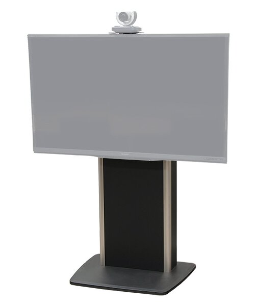 Fixed Base Telepresence Stand for 40 - 80 Displays by VFI