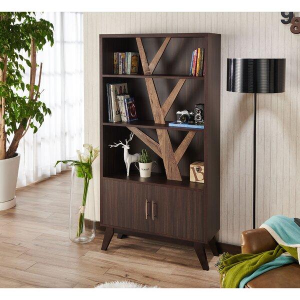 Durden Mid-Century Standard Bookcase by Corrigan Studio