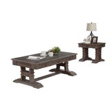 Colne 2 Piece Coffee Table Set by Foundry Select