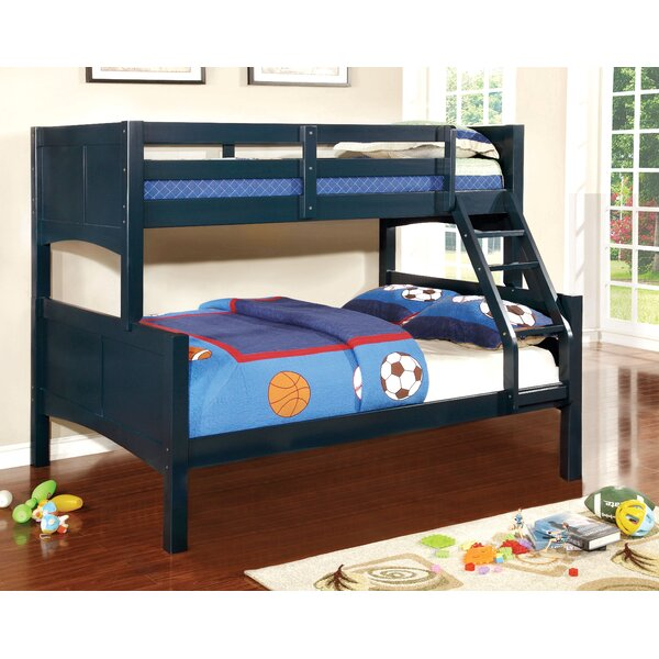 Sabine Twin over Full Bunk Bed by Viv + Rae