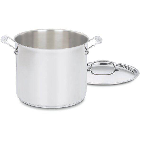 Stock Pot with Lid by Cuisinart