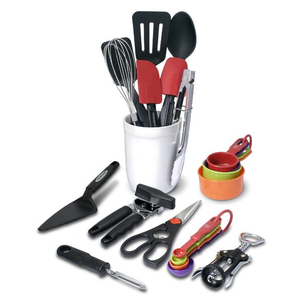 22-Piece Utensil Set by Farberware