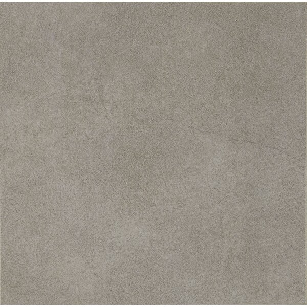 Hampstead 6.5 x 6.5 Porcelain Field Tile in Steel by Itona Tile