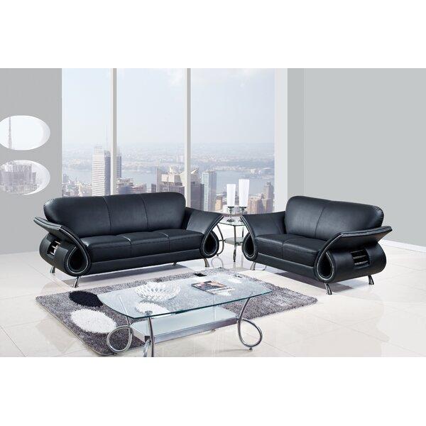 Daphine Configurable Living Room Set by Orren Ellis