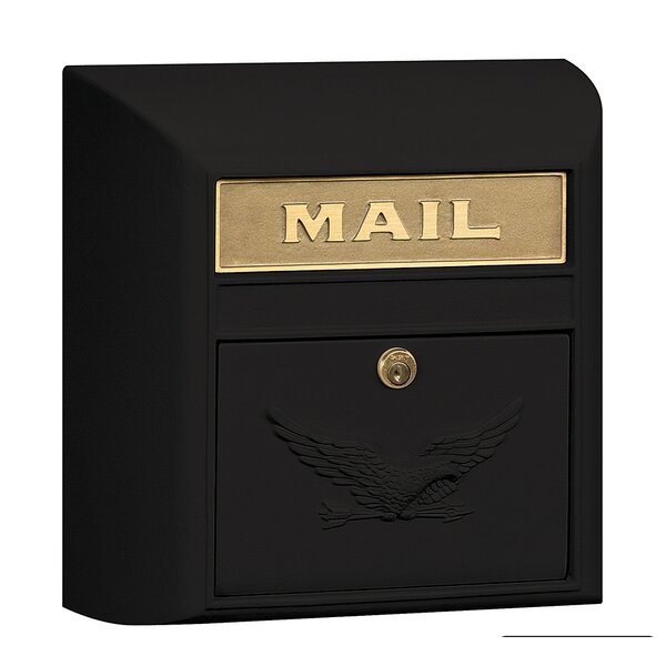 Locking Wall Mounted Mailbox by Salsbury Industries
