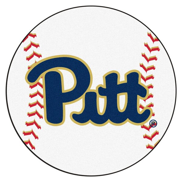 NCAA University of Pittsburgh Baseball Mat by FANMATS