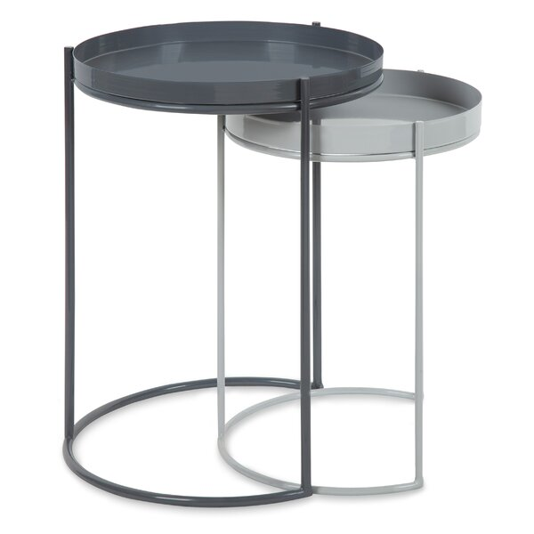 Dierker 2 Piece Nesting Tables By Wrought Studio
