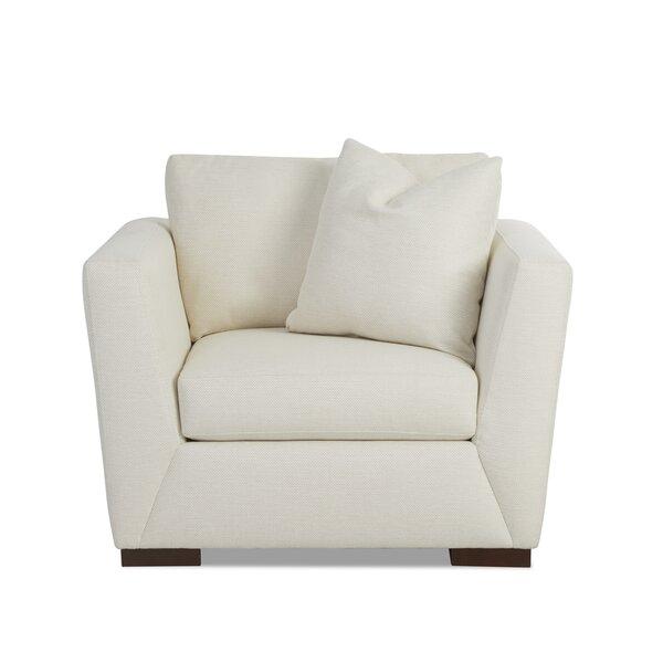 Carmiencke Big Armchair by Ebern Designs Ebern Designs