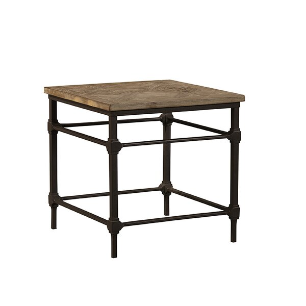 Coldiron End Table by Furniture Classics