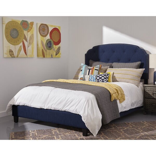 Anson Upholstered Standard Bed by Andover Mills