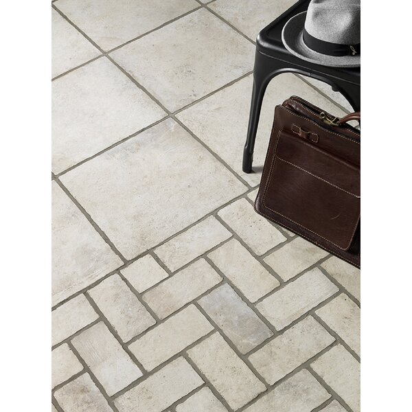 Newberry 2 x 11 Porcelain Field Tile in Grigio by Emser Tile