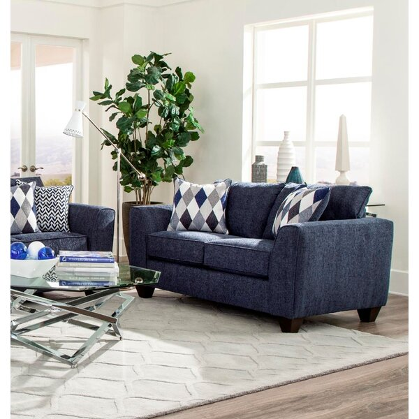 Berardi Loveseat by Charlton Home