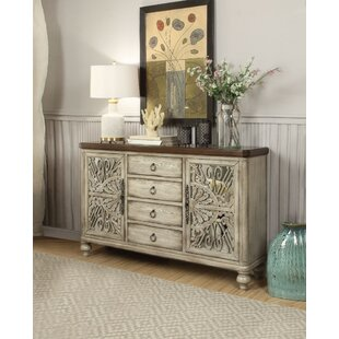 Janousek 4 Drawer Accent Cabinet