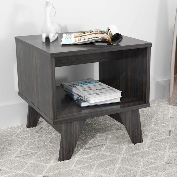 Pinkerton End Table by Wrought Studio