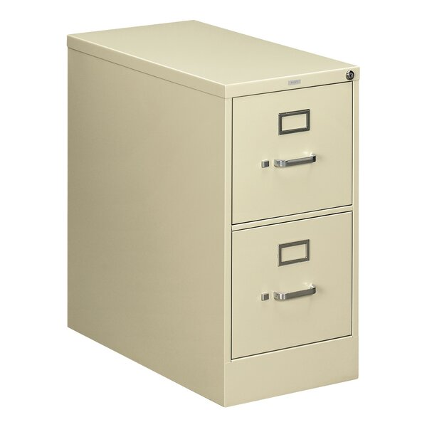 210 Series 2-Drawer Vertical Filing Cabinet