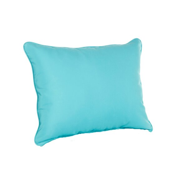 Salton Piped Throw Pillow by Rosecliff Heights
