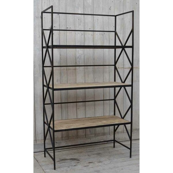 Mango Etagere Bookcase by NACH