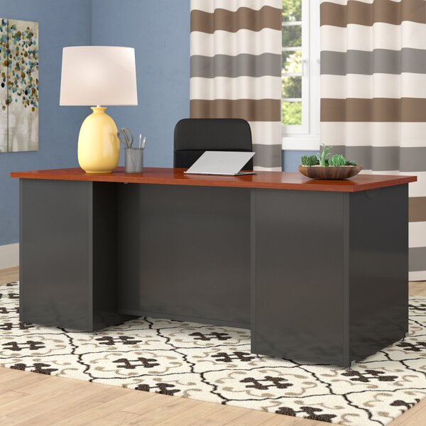 Castalia Executive Desk by Red Barrel Studio