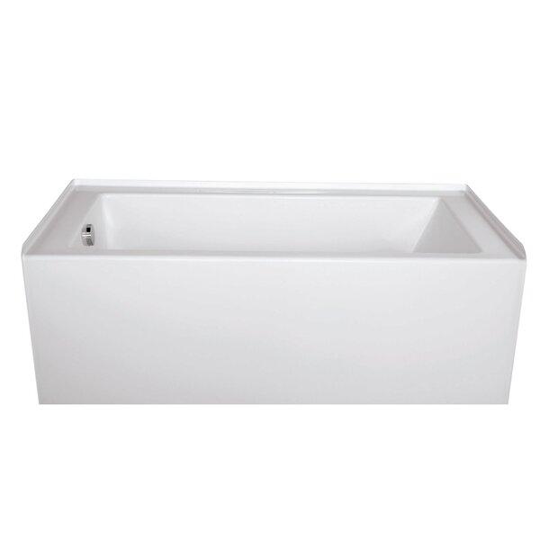Designer Sydney 72 x 40 Soaking Bathtub by Hydro Systems