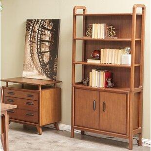Carolyn Standard Bookcase Brayden Studio