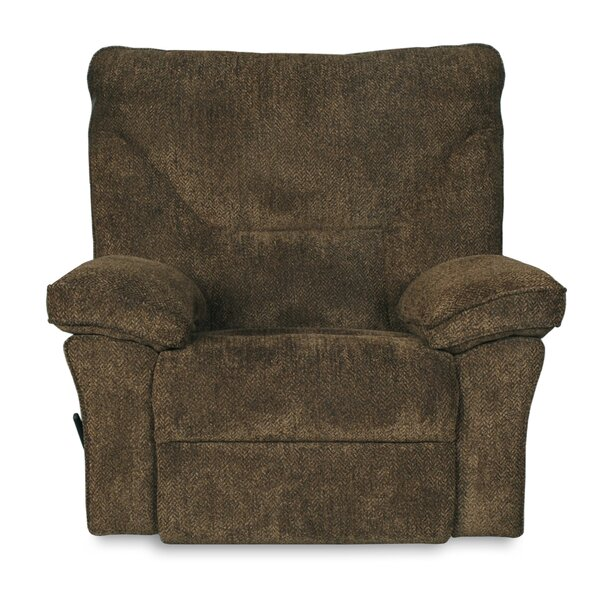 Algillo Manual Rocker Recliner by Loon Peak
