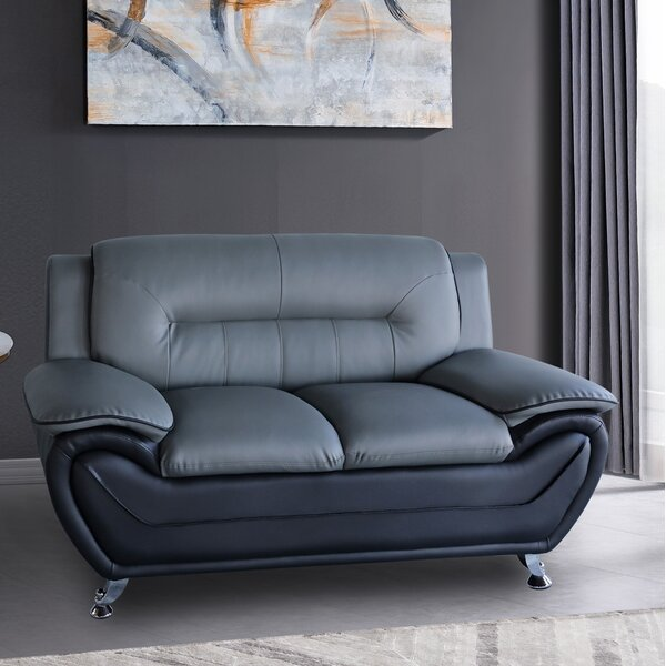 Naumann Loveseat by Orren Ellis