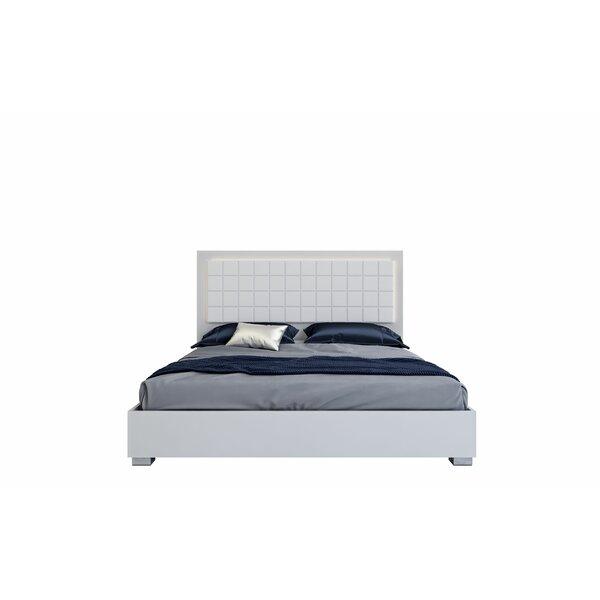 Billinghurst Tufted Upholstered Low Profile Platform Bed by Orren Ellis Orren Ellis