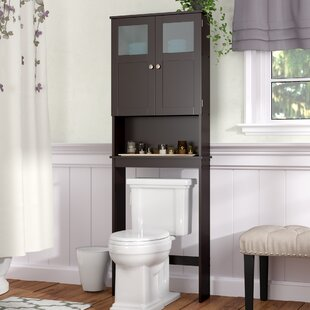 Affordable Price 23.25 W x 66.5 H Over the Toilet Storage By Rebrilliant