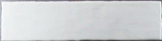 Loft Wavy Edge 4 x 16 Subway Tile in White by Mulia Tile