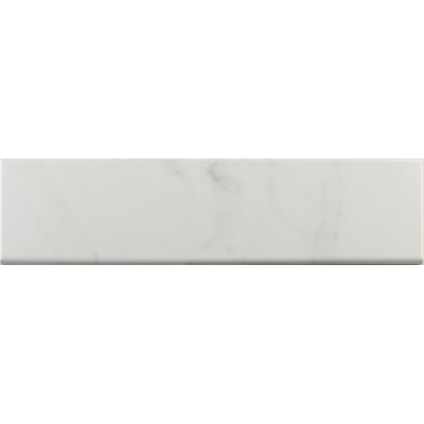 Classique 4 x 16 Ceramic Field tile in White by MSI